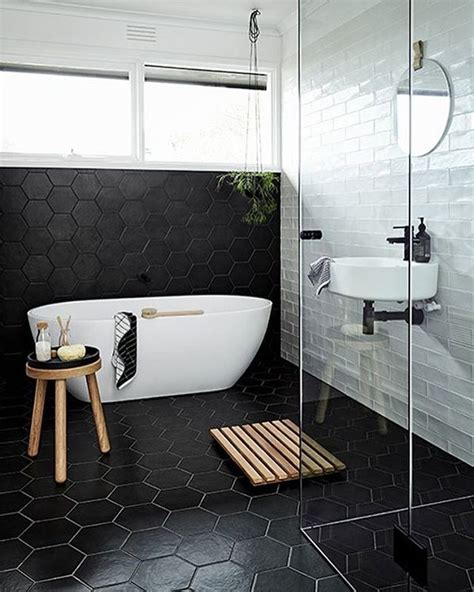 white and black bathroom ideas best ideas about black white bathrooms on black and black