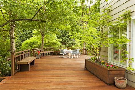 Swimming Pool House Plans top 3 reasons you should winterize your wood deck grillo