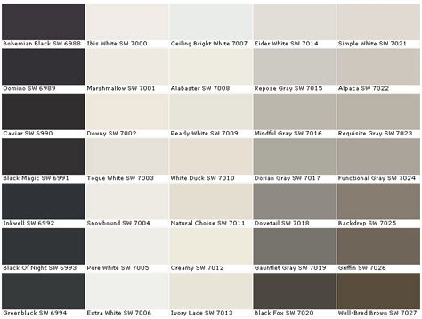 paint colors by sherwin williams sherwin williams backdrop bill house plans