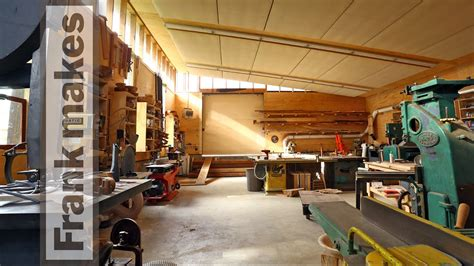 the of woodworking the woodshop tour