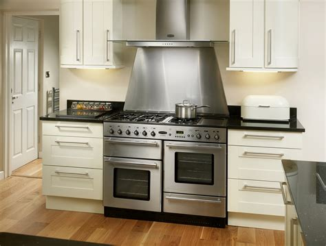Designer Kitchen Handles rangemaster toledo 110 range cooker with matching