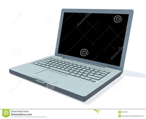 against computer laptop computer stock image image 6410511