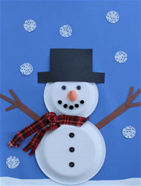 snowman paper plate craft 21 easy paper plate snowman ideas for your guide
