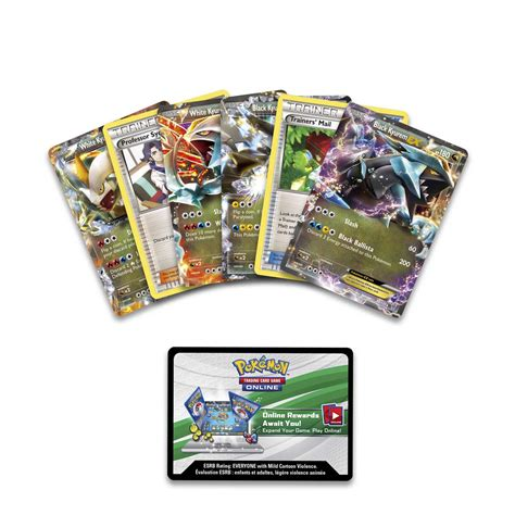White Kyurem Theme Deck by Pok 233 Mon Tcg Battle Arena Decks Black Kyurem Vs White Kyurem