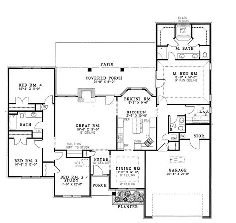 floor plan of modern family house 301 moved permanently