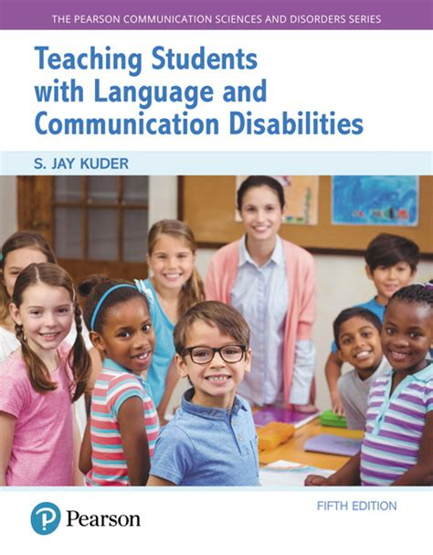 of students with severe disabilities pearson etext with leaf version access card package 8th edition kuder teaching students with language and communication