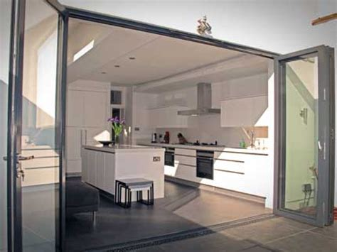 kitchen closet doors bifold doors exterior kitchen with bifold doors