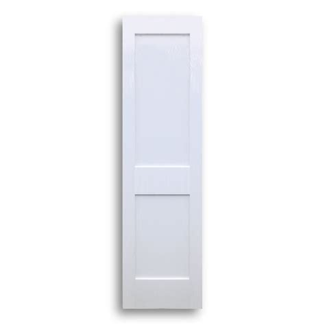 22 interior door shaker style primed interior door 22inch x 80inch