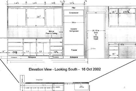 Kitchen Countertop Design Tool kitchen cabinet elevation dimensions kitchen cupboard