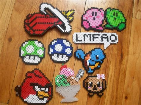 pearler bead ideas perler bead ideas by yorkies4eva on deviantart