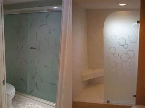 Frosted Glass Shower Doors The Best Inspiration For