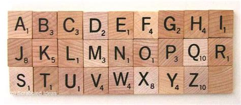 individual scrabble tiles for sale unavailable listing on etsy