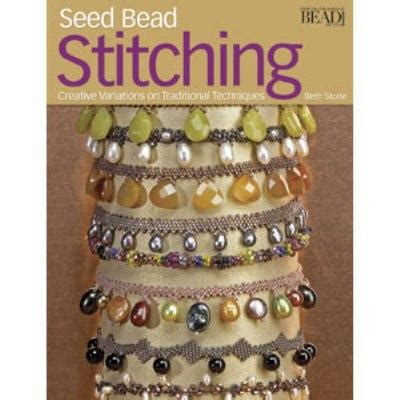 seed bead stitching techniques books bk00059 goodybeads