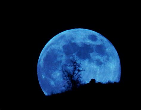 blue moon blue moon gallery space earthsky