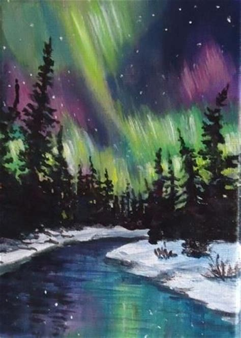 bob ross northern lights painting for sale 17 best ideas about for sale on