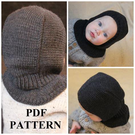 balaclava knitting pattern child knitting pdf pattern balaclava pattern balaclava knitting