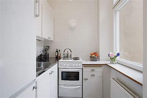 kitchen design for apartment clean white small apartment interior design with