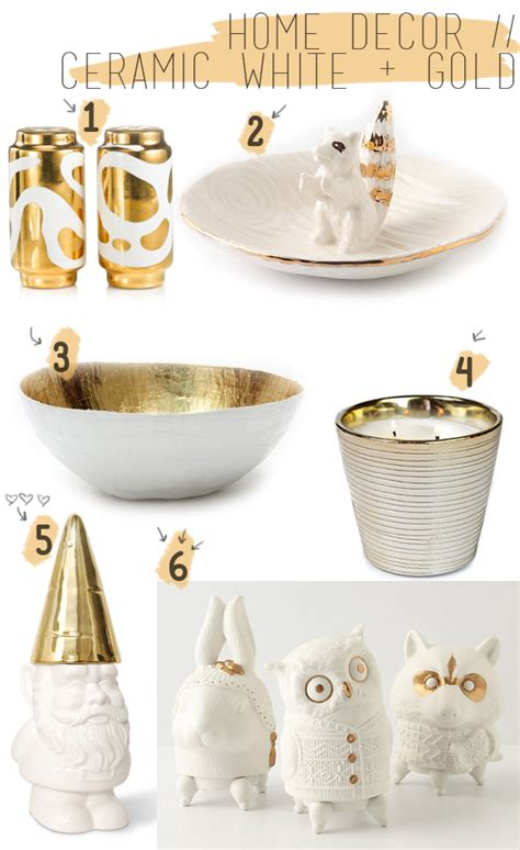 home decor ceramics 30 unique home decor accents a new look with accessories