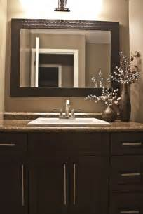 espresso mirror bathroom espresso mirror bathroom foremost paem2531 palermo
