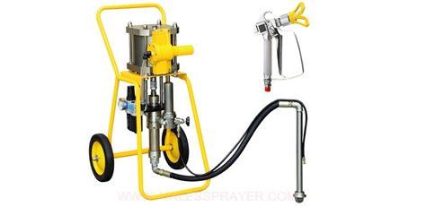 spray painter equipment airless spray painting equipment telansen