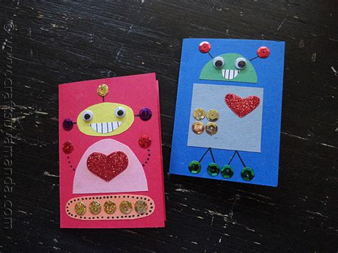 robot crafts for 13 robot crafts your will beg to make artsy craftsy