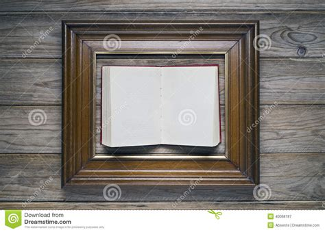 book picture frame picture frame stock photo image 40068187