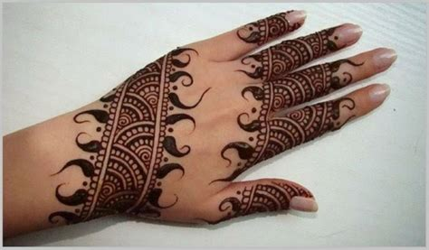 easy designs simple arabic mehndi designs for step by step for
