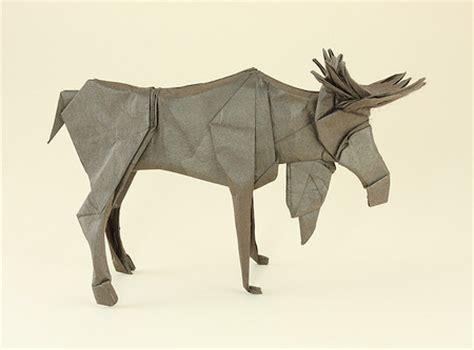 origami moose origami animals