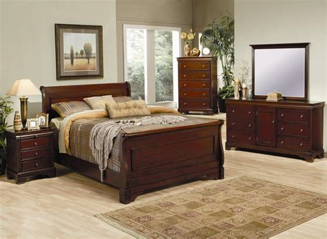 versailles sleigh bedroom set bedroom sets