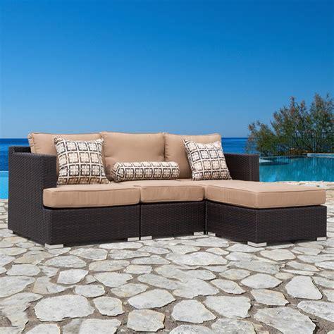 sirio outdoor furniture sirio 4 modular outdoor sofa set