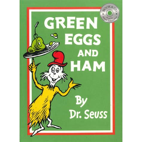 green eggs and ham pictures from the book green eggs and ham book and cd by dr seuss 10