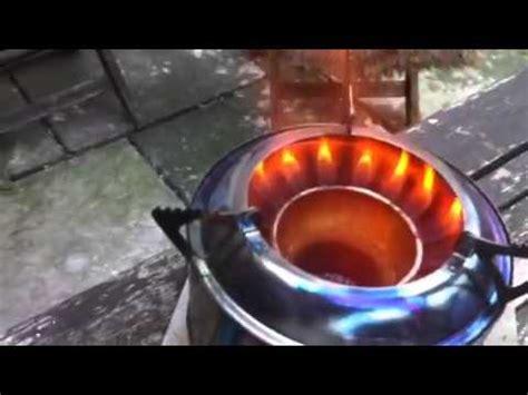 Diy Wood Gas Stove Plans
