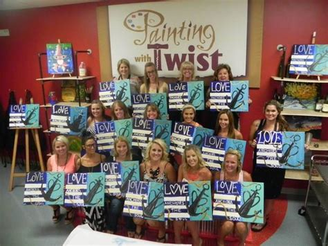 paint with a twist longview top 14 places to visit in longview check out longview