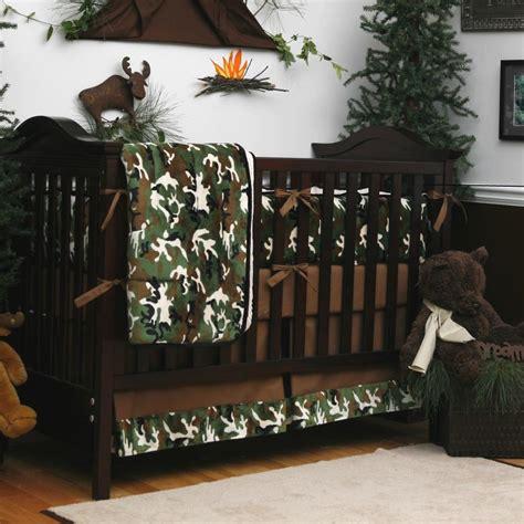 baby boy camo crib bedding sets green camo 3 crib bedding set carousel designs