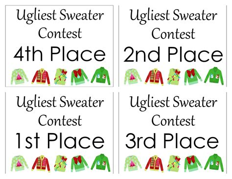 sweater invitations free free printable sweater invitations 28 images sweater