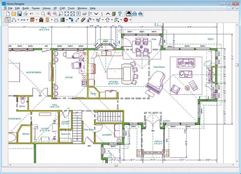 free home plan design software home designer architectural