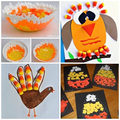 cool fall crafts for corn crafts for to make crafty morning