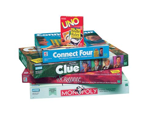 scrabble monopoly school specialty monopoly clue scrabble uno and connect