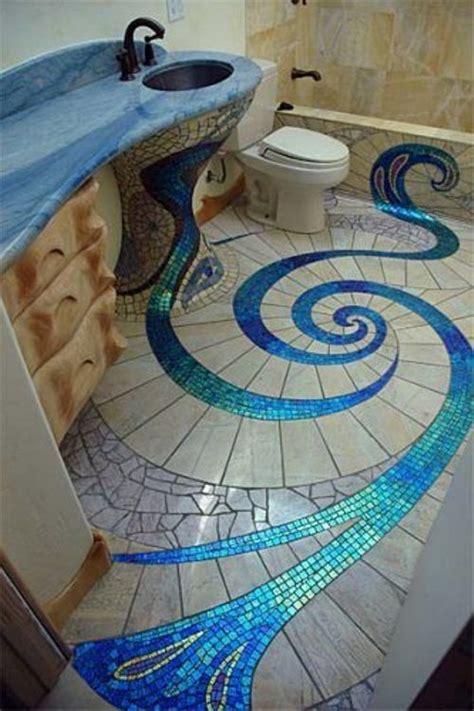mosaic tile designs bathroom bathroom mosaic tile design the interior design inspiration board
