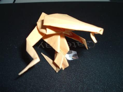 origami hydralisk origami hydralisk by rfwu on deviantart