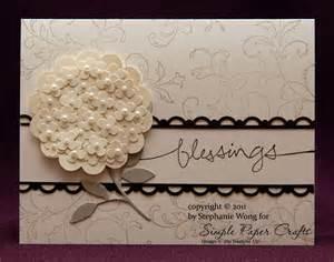wedding card wedding simple paper crafts