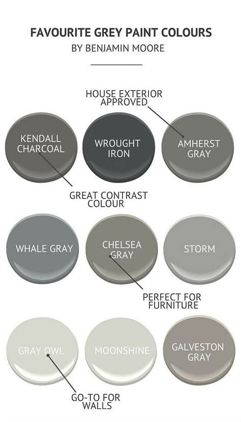 paint colors vs light colors best 25 gray paint ideas on bedroom with
