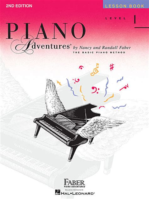 picture book lessons piano adventures level 1 lesson book 2nd edition sheet