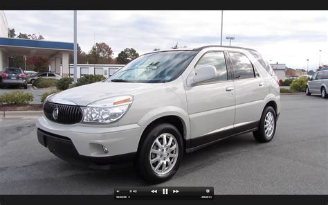 how do i learn about cars 2006 buick terraza user handbook 2006 buick rendezvous cxl start up engine and in depth tour youtube