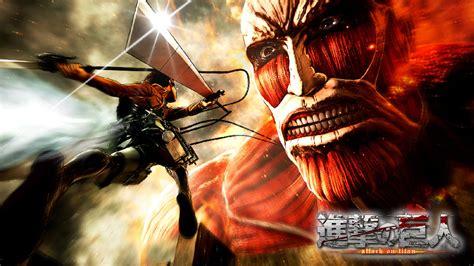 on titan attack on titan trailer ps4 ps3 vita official shingeki