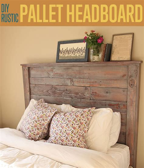 how to make a headboard out of wood 27 diy pallet headboard ideas guide patterns