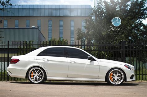 Mercedes E350 Rims by Modulare Wheels Wheel Experts 2014 Mercedes E350