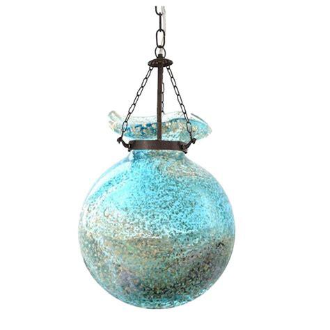 blown glass lighting fixtures blown glass pendant light fixtures industrial hanging