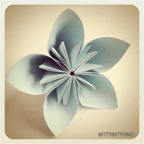beautiful origami flower what cha ma craft it beautiful origami flowers