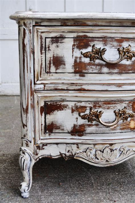 chalk paint distressed furniture on hold for edna stains farmhouse and cottage chic